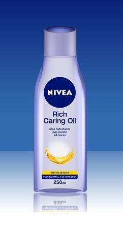 Rich Caring Oil - Nivea