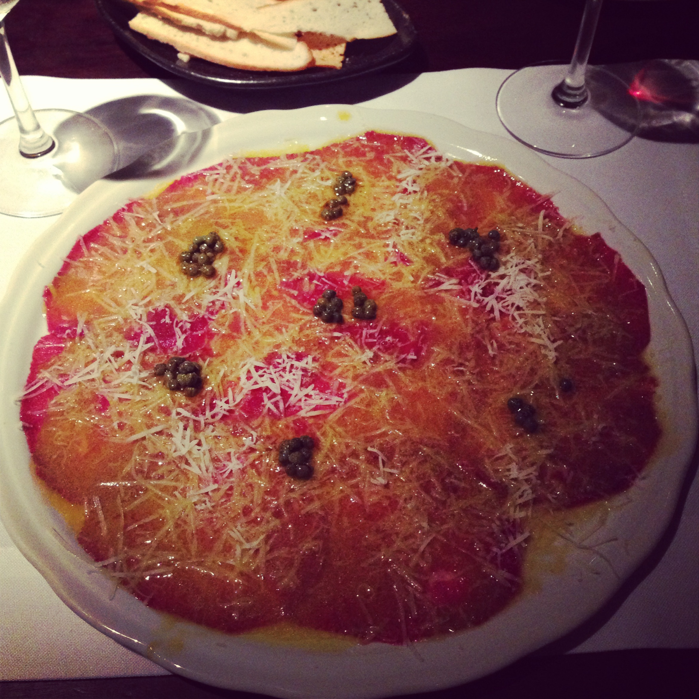 CARPACCIO DO RUBAIYAT FARIA LIMA