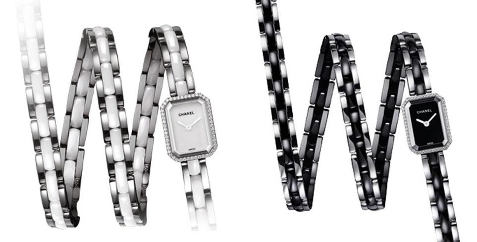 relógio premiére chanel