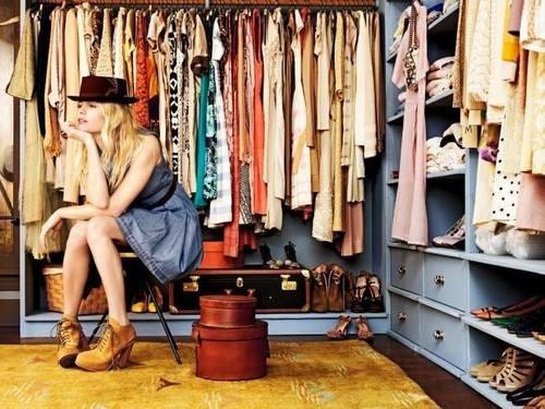 1- closet