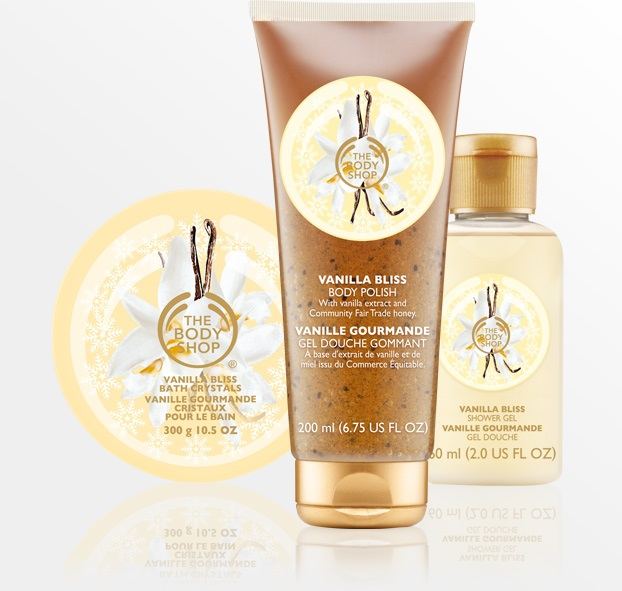 PRODUTOS THE BODY SHOP
