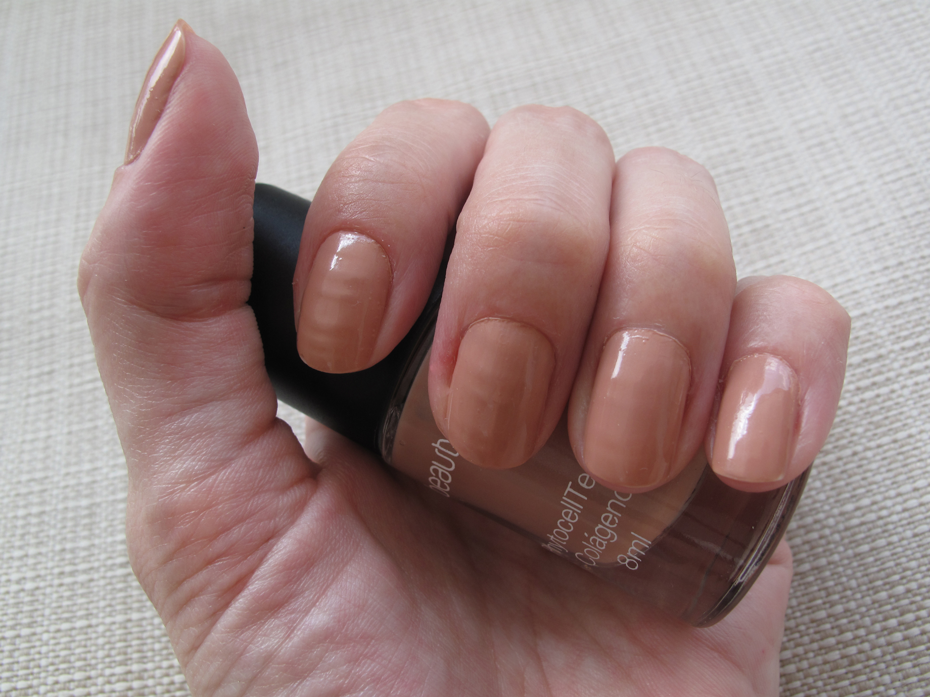 Beauty Lab - 30 Nude - Swatch