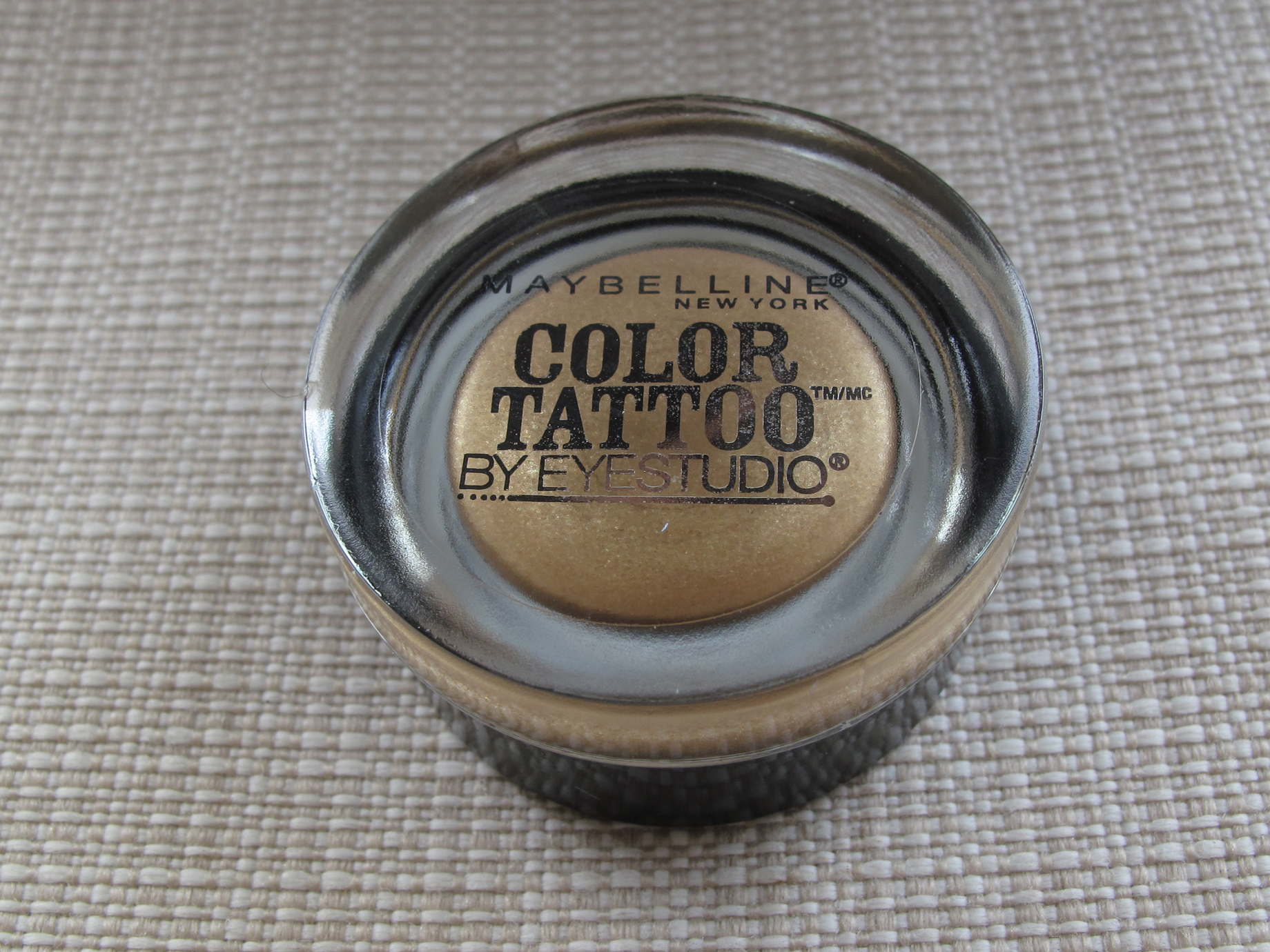 Color Tattoo - Bold Gold - Fechado verso