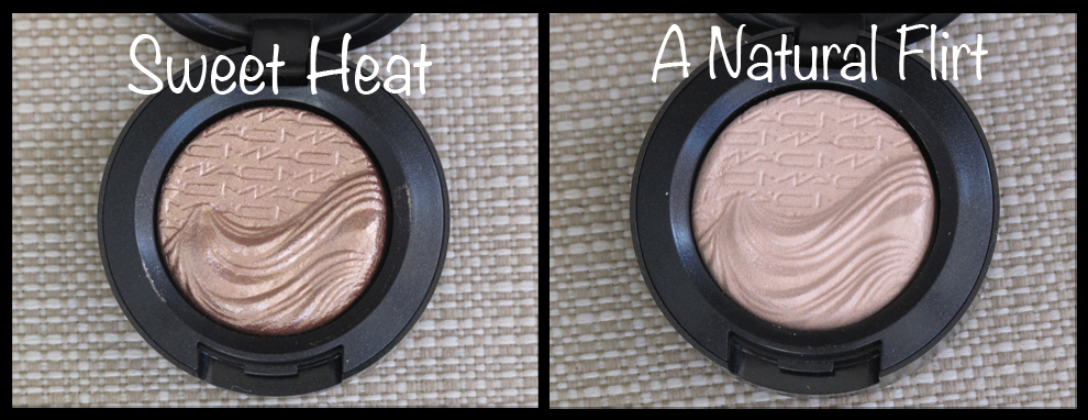 Sweet Heat e A Natural Flirt - Aberto