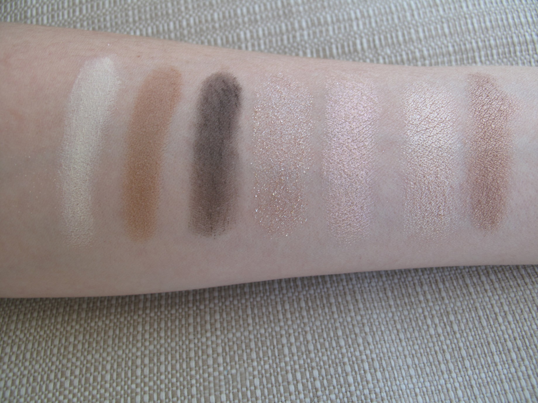 Marc Jacobs - The Lolita Palette - Swatch