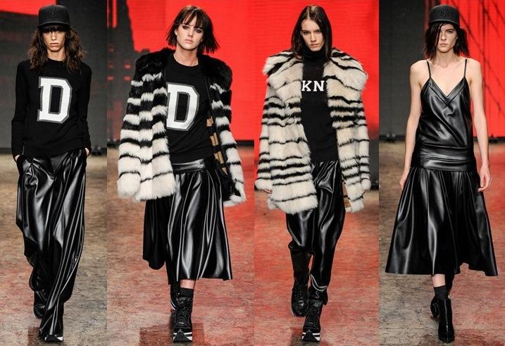 DKNY - OUTONO-INVERNO 2014 imagens: reprodução