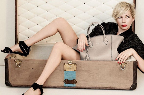 louis Vuitton e michelle Williams (2)