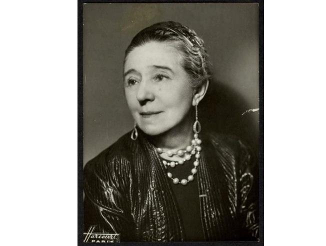 JEANNE LANVIN EM 1934 foto: divulgação