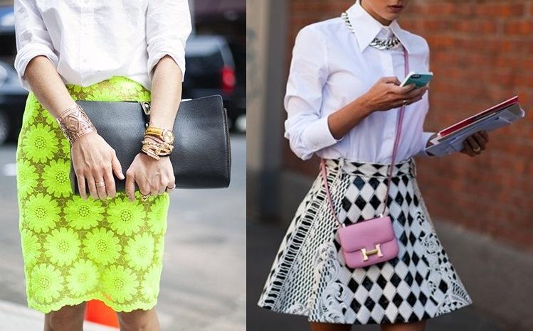 fotos: reprodução / street style