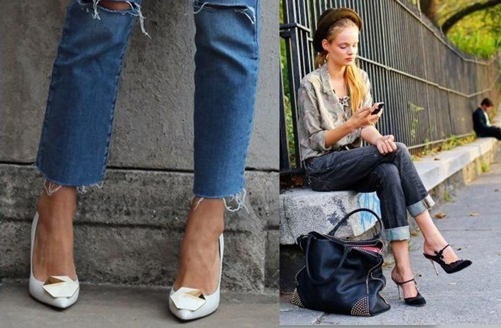 imagens: reprodução / street style