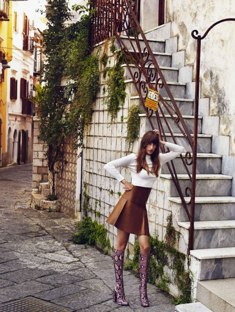 foto - Xavi Gordo para Elle Espanha