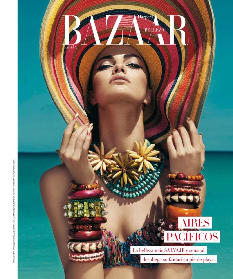 foto: David Rolmer para Harper's Bazaar Espanha