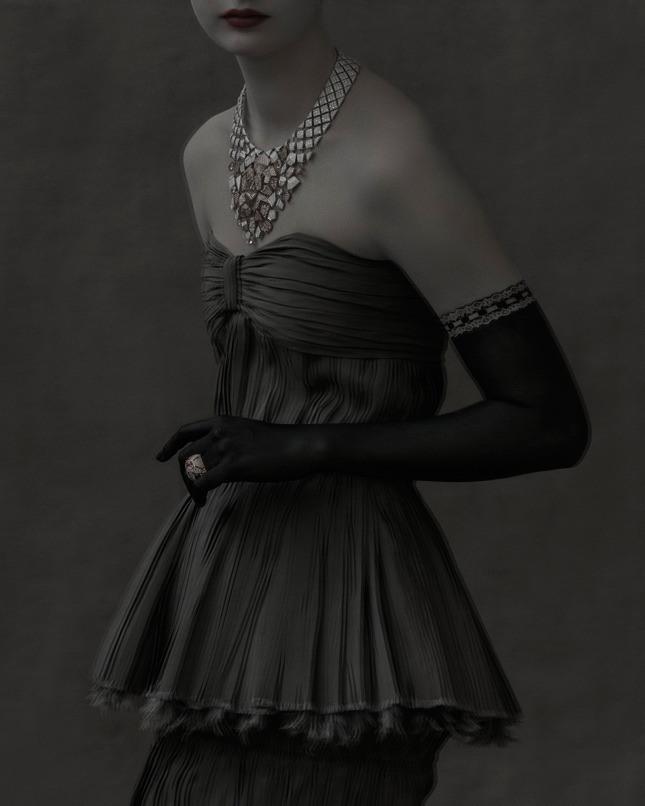 Lookbook Chanel por Sarah Moon