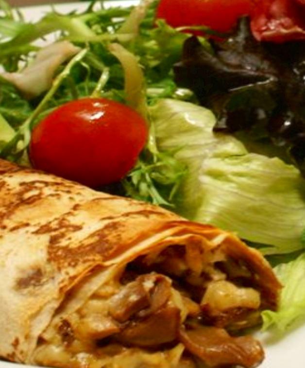 Tulon - Restaurante Caroline por Malu Facchini