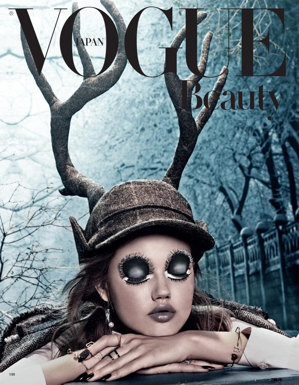 foto: Giampaolo Sgura para Vogue Japão