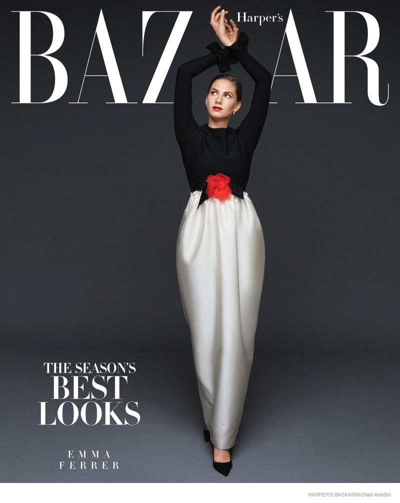 foto: Richard Avedon / Harper's Bazaar de Setembro