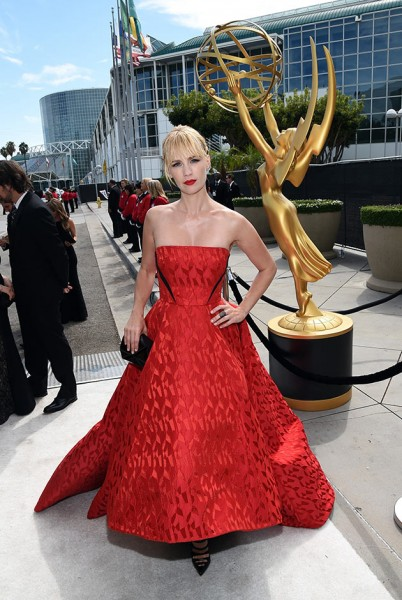 January Jones - Getty Images