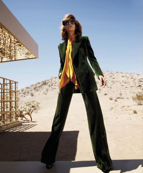foto: Camilla Akrans / Harler's Bazaar