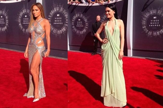 Jennifer Lopez e Jessie J - foto instagram