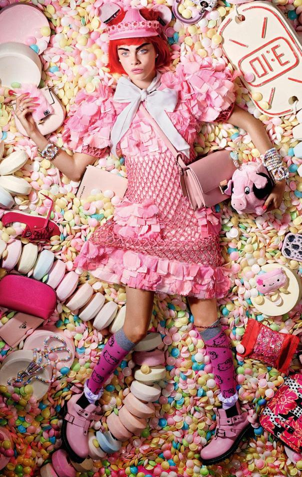 foto: Liz Collins para Love Magazine