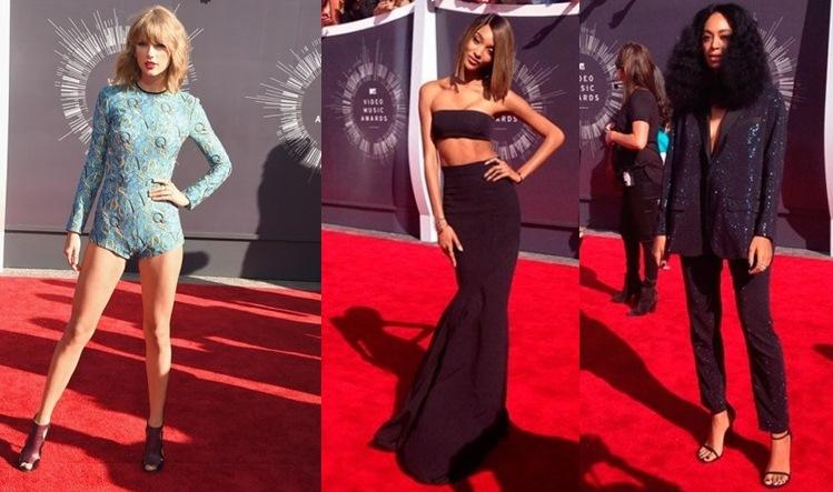 Taylor Swift , Jourdan Dunn e Solange Knowles - fotos instagram
