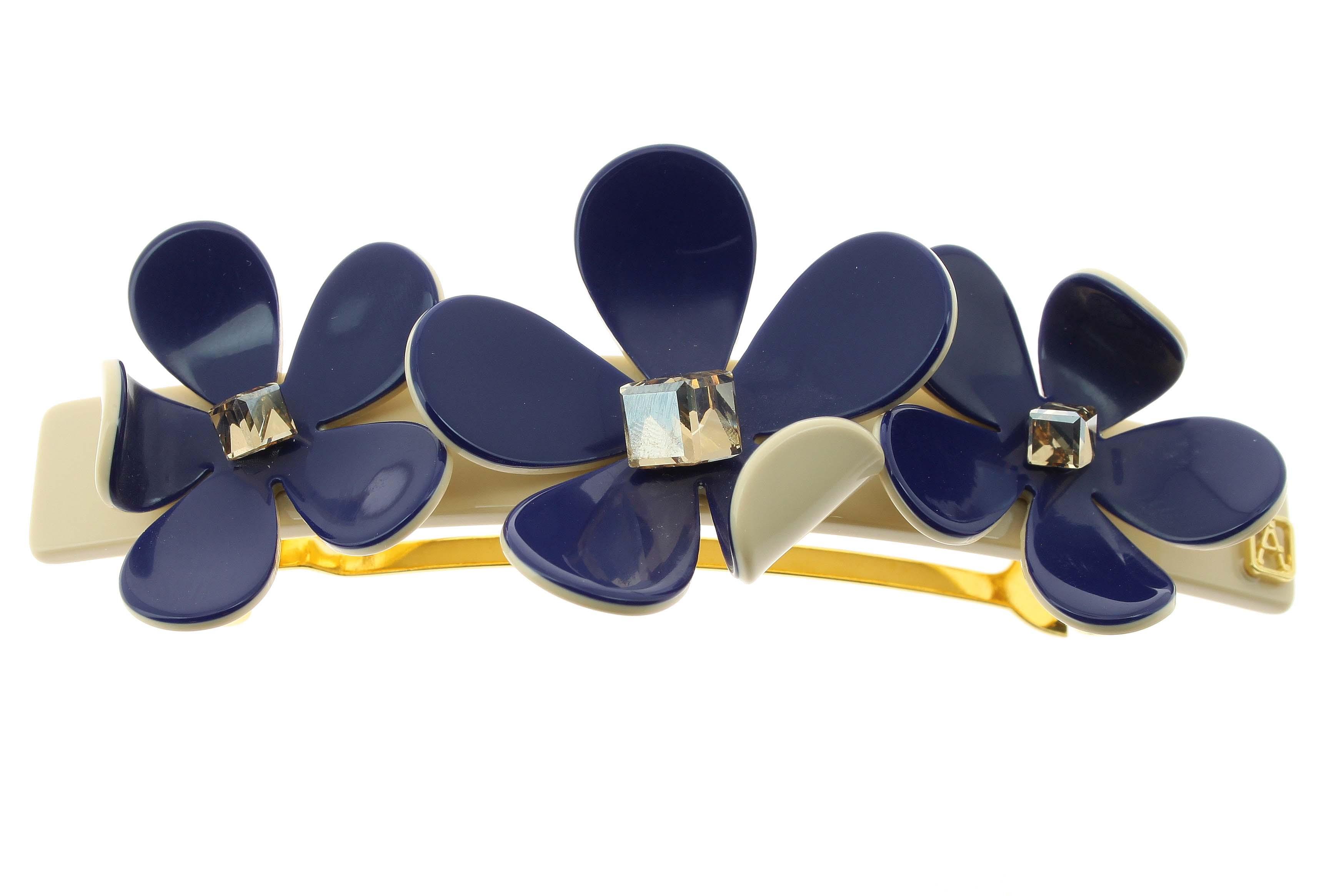 ALEXANDRE DE PARIS AA8-16166-05 Cor X Azul Marinho - FIV MIGNONNETTE R$ 590,00