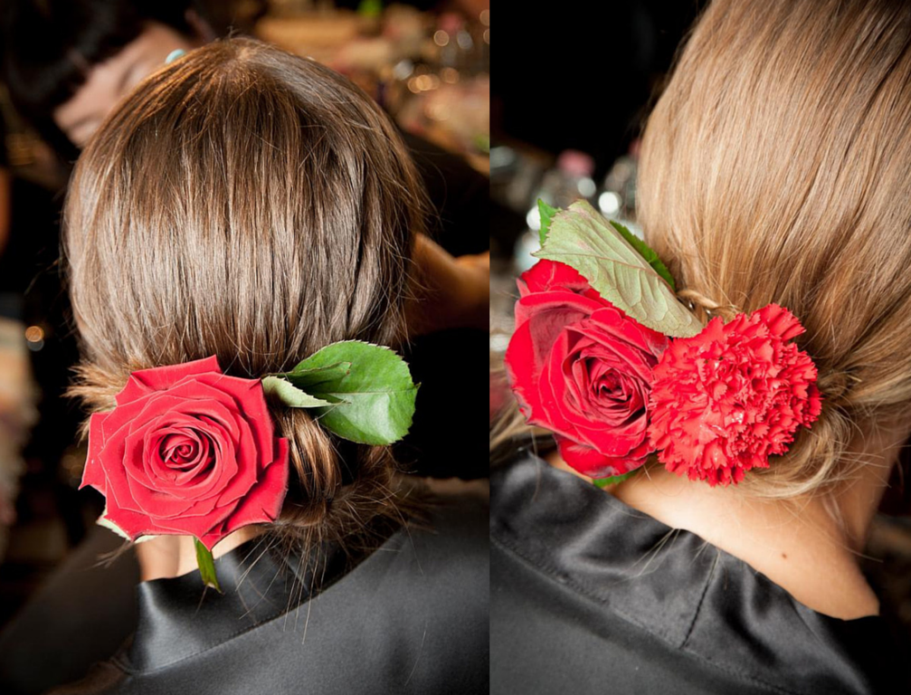 Desfile Verão 2015 - Dolce & Gabbana imagem: reprodução