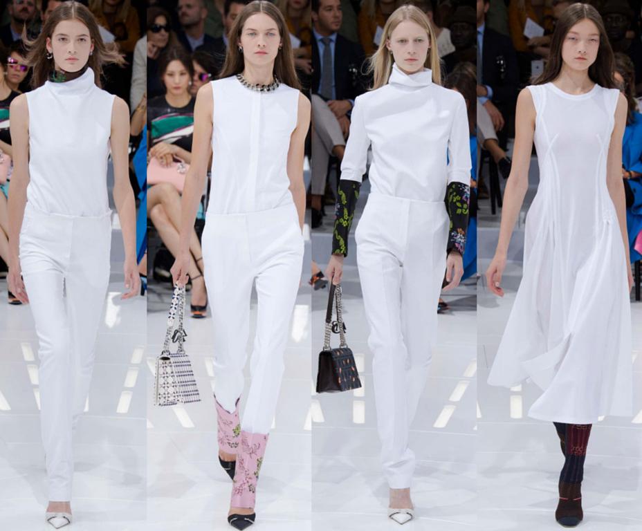 Christian Dior - Verão 2015 imagem: reprodução