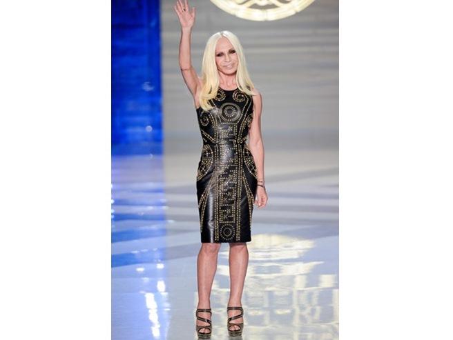Donatella Versace imagem: reprodução