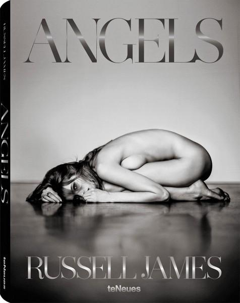 Angels - Livro de Russel James imagem - divulgação