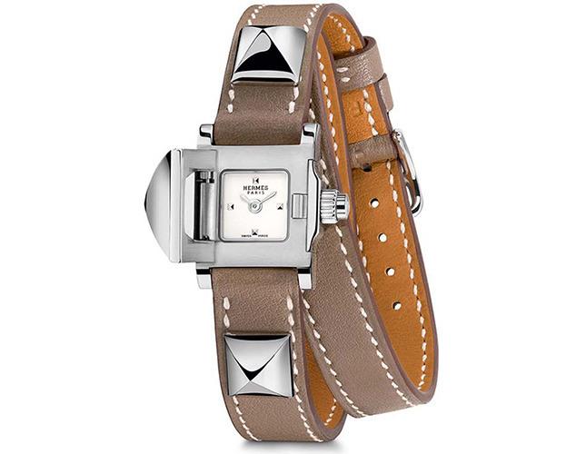 Médor - novo relógio da Hermès imagem: divulgação