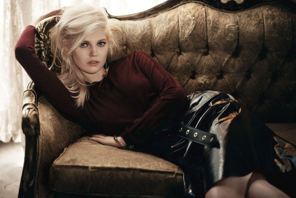 Ola Rudnicka - Vogue China foto: Boo George