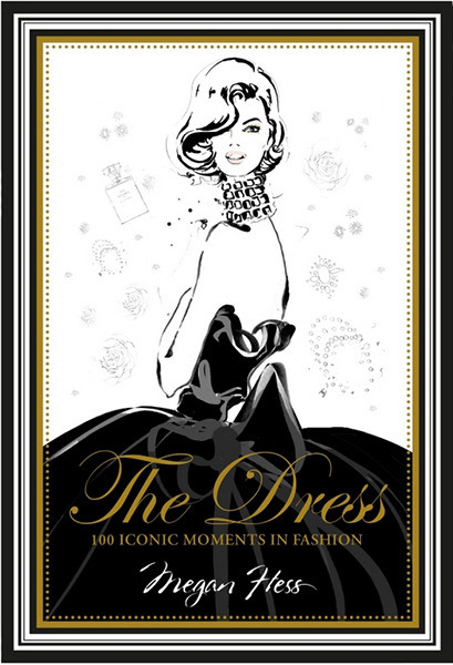 The Dress - editora Rizzoli ilustrações de Megan Hess imagem: divulgação