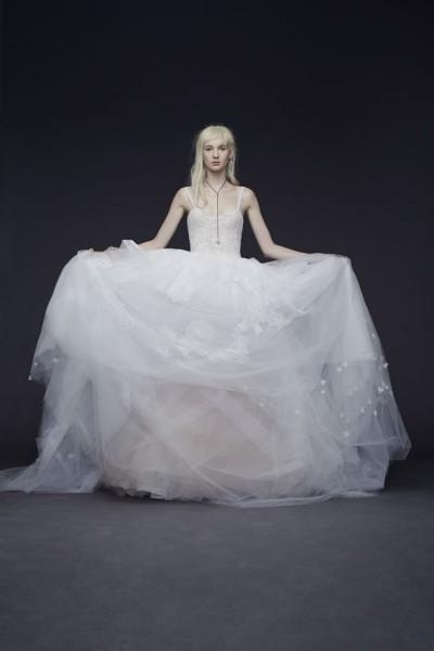 Vera Wang Bridal - Outono-Inverno 2015 imagem: divulgação
