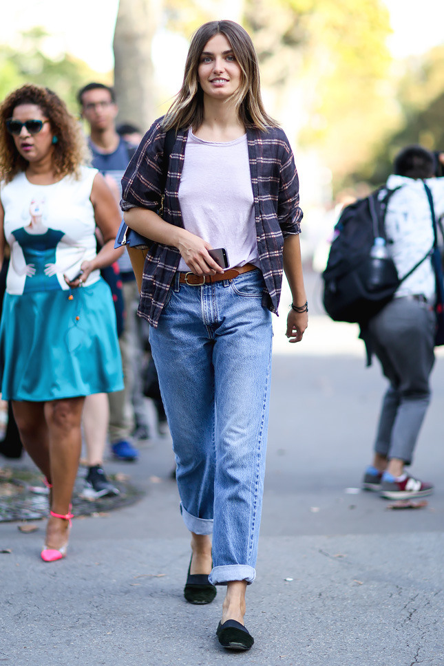 Paris - foto street style imagem: reprodução