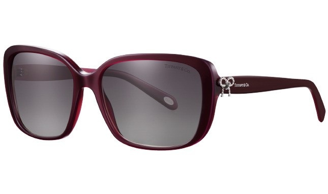 Nova coleção de óculos da Tiffany & Co imagem: divulgação