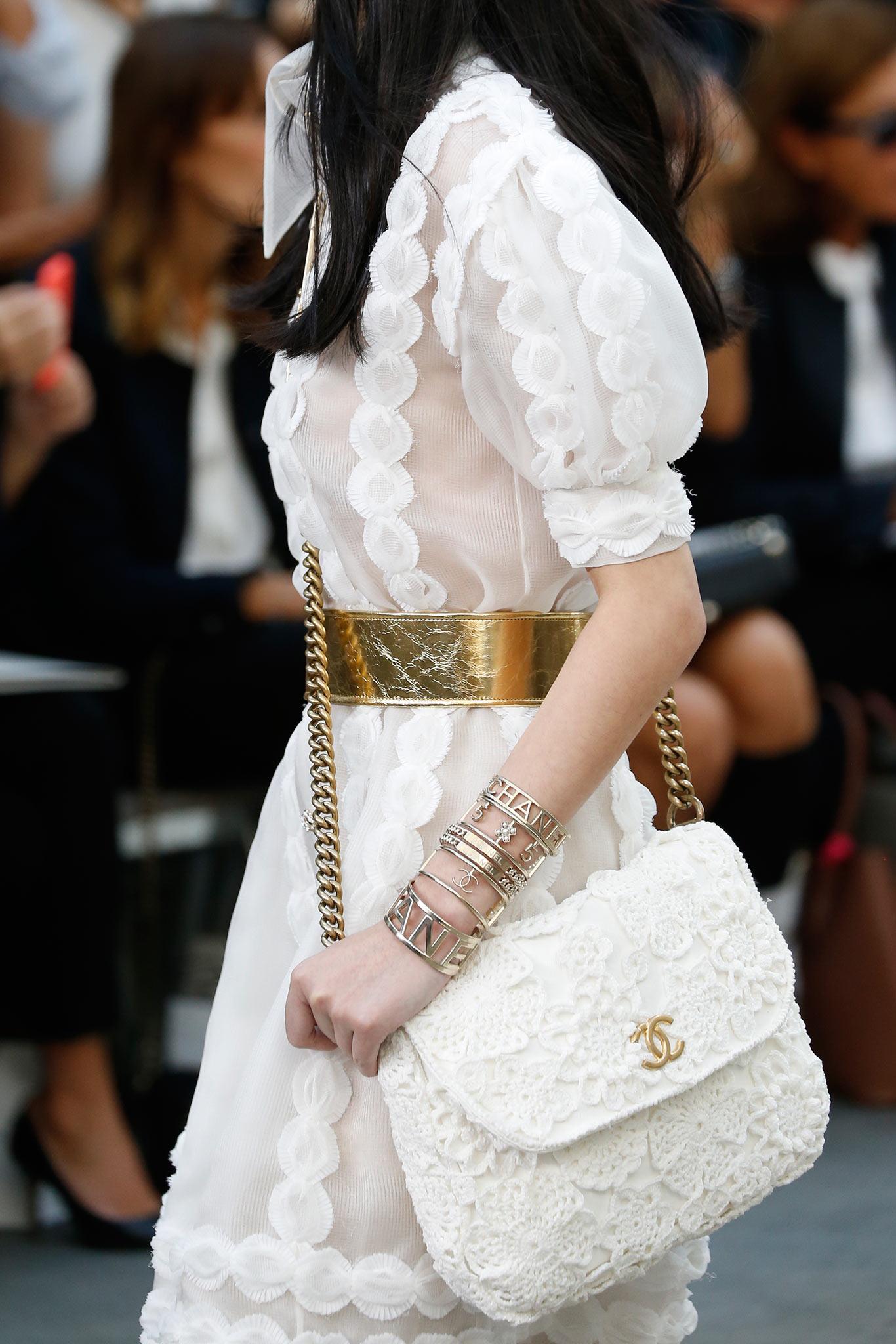 Chanel - Verão 2015 imagem: style.com