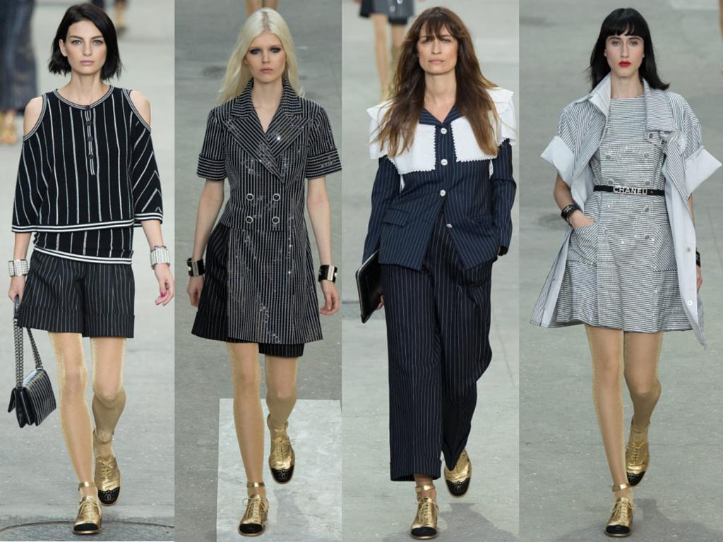 Chanel - Verão 2015 imagem: reprodução