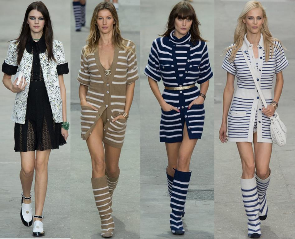 Chanel - Verão 2015 imagem: divulgação