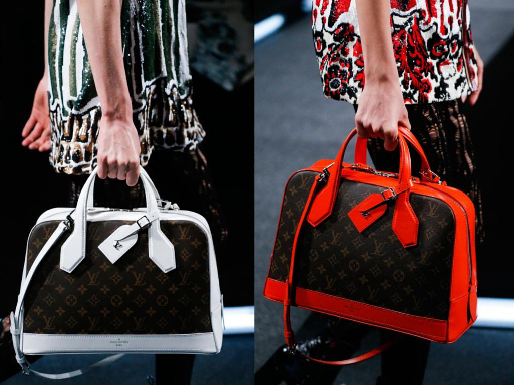 Louis Vuitton - Verão 2015 imagem: reprodução