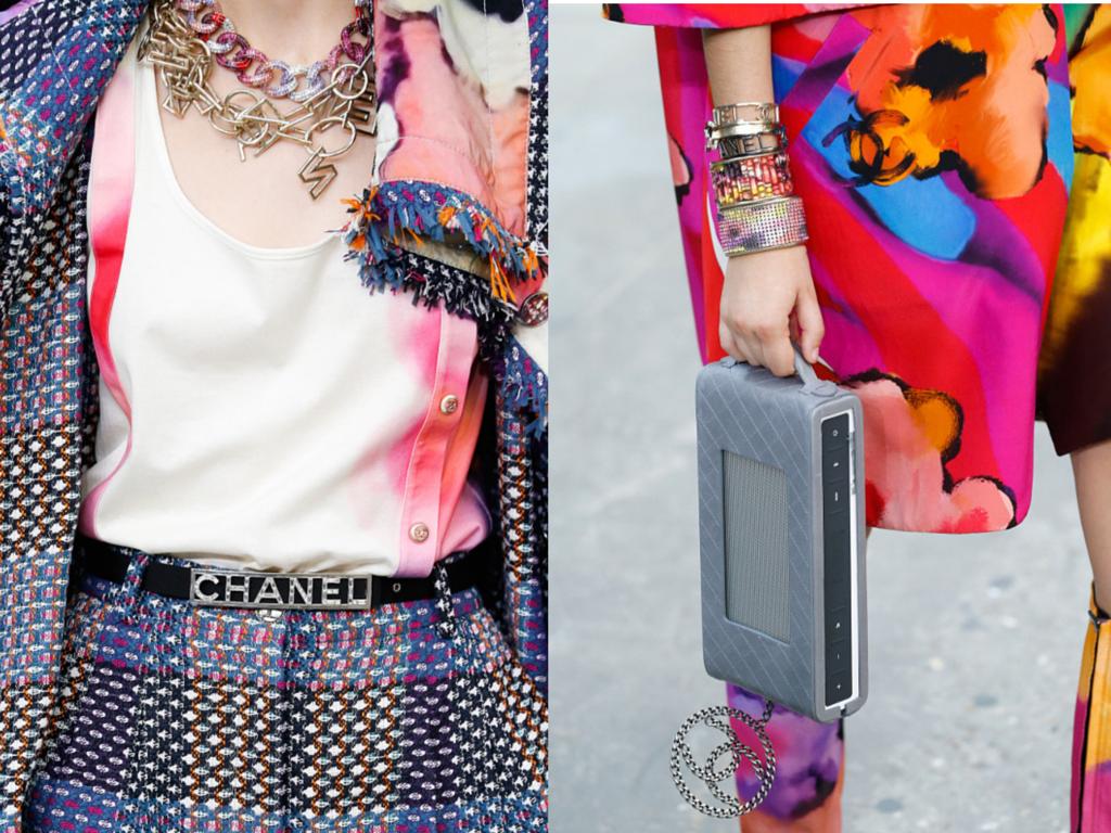Desfile Chanel - Verão 2015 imagem: reprodução