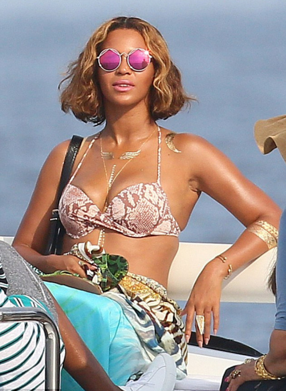 Beyoncé  imagem: reprodução