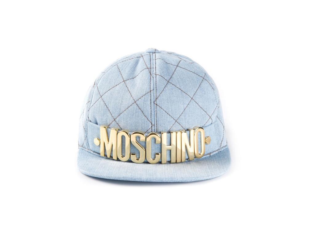 10 - Boné Moschino $1.290,00 ( aqui )