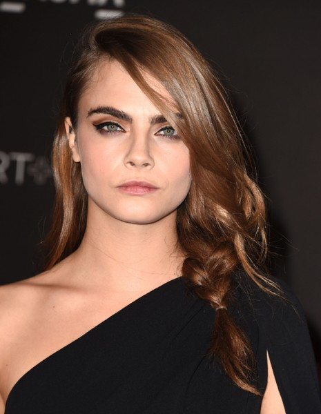Cara Delevingne Morena!  foto: getty images