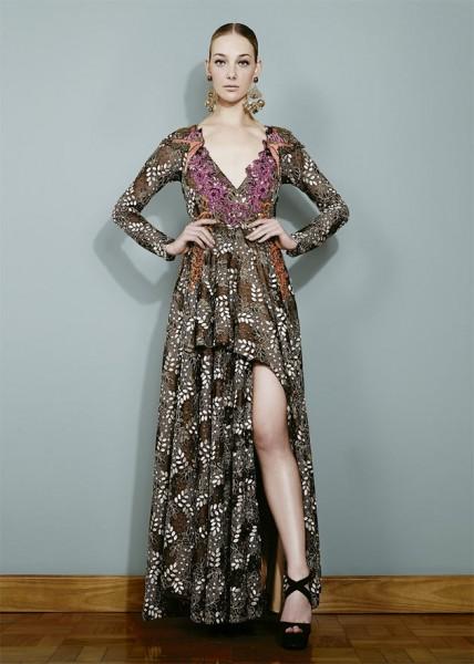 Virgílio Couture - campanha Outono-inverno 2015 foto: divulgação