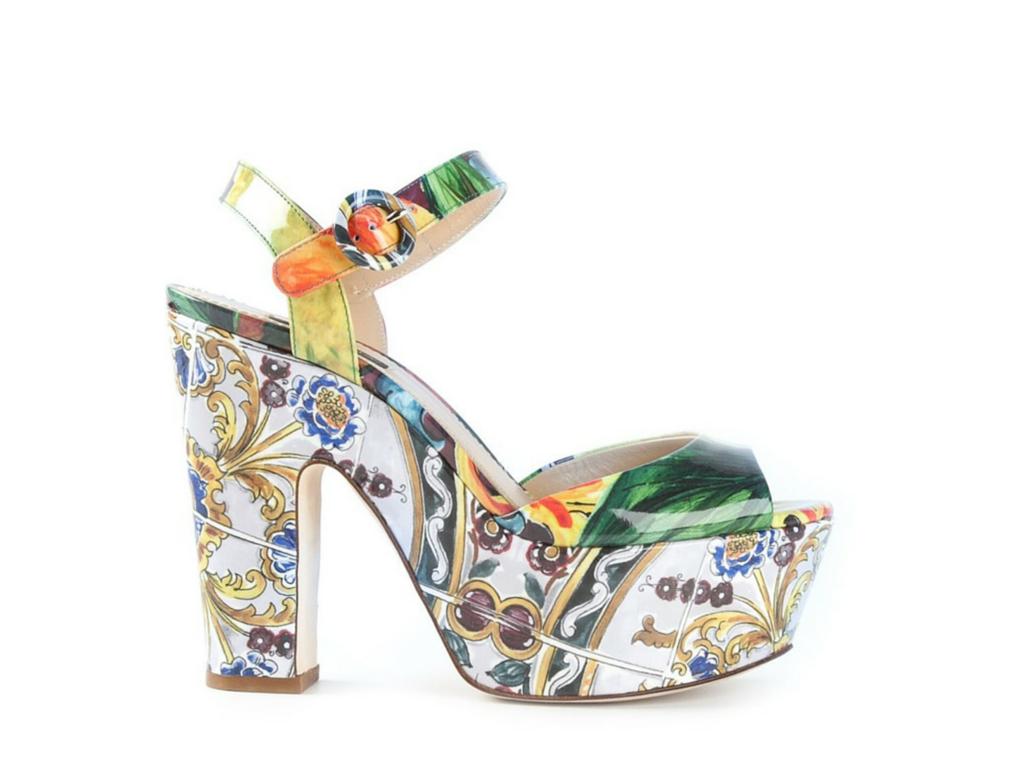 9- Dolce & Gabbana $996,00 ( aqui )
