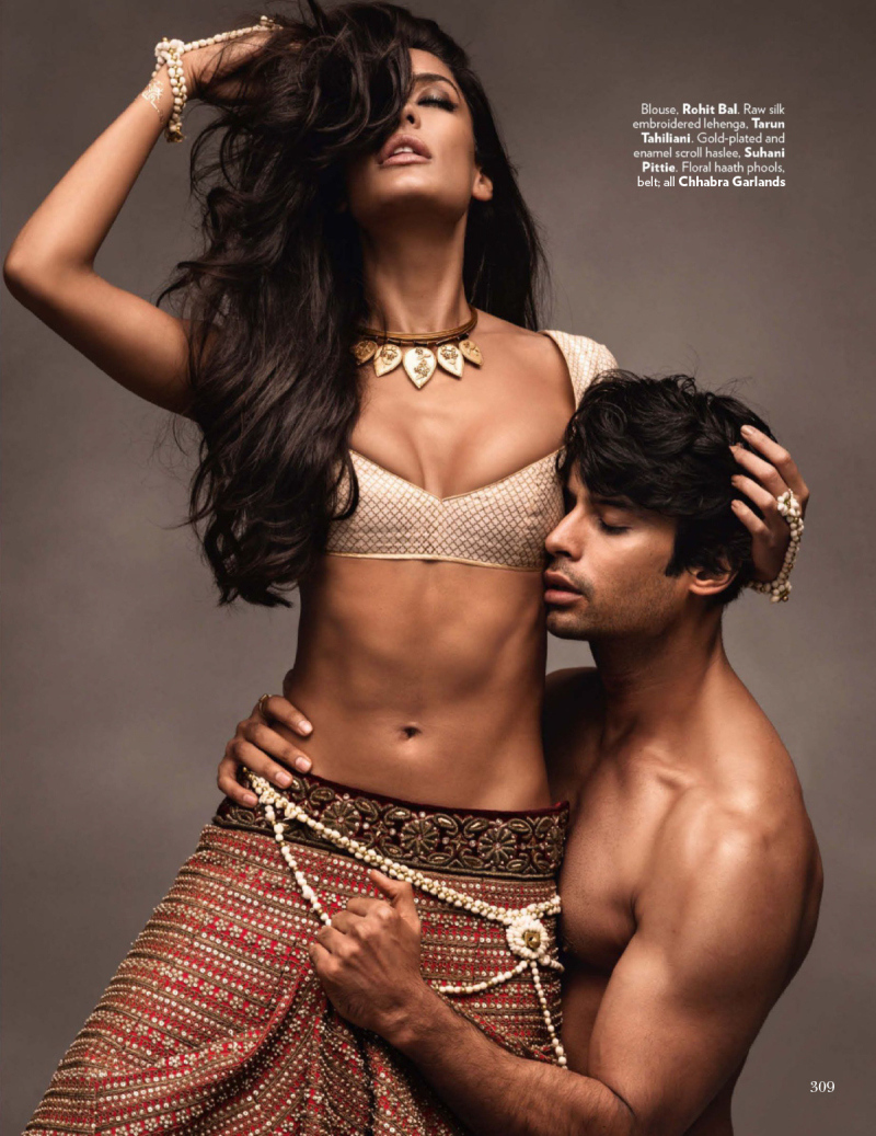 Vogue Índia Novembro foto: Tarun Arora