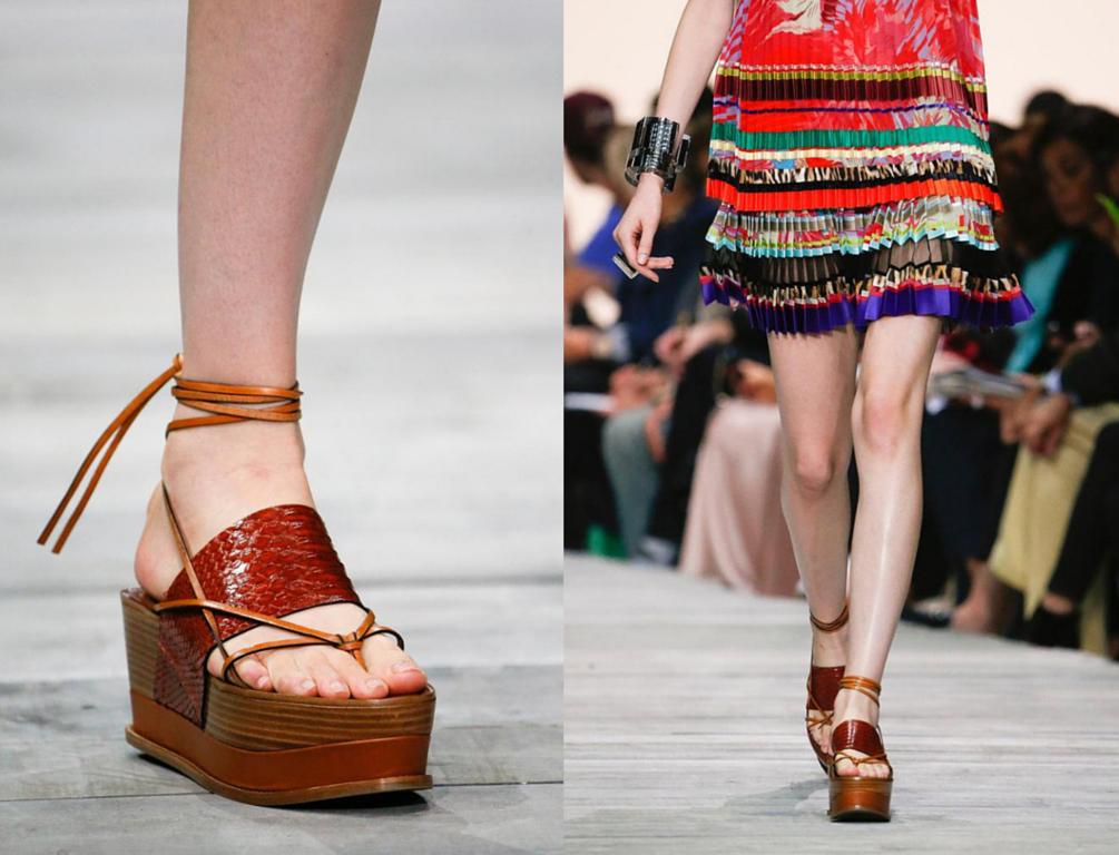 Prada - Verão 2015 imagem: style.com