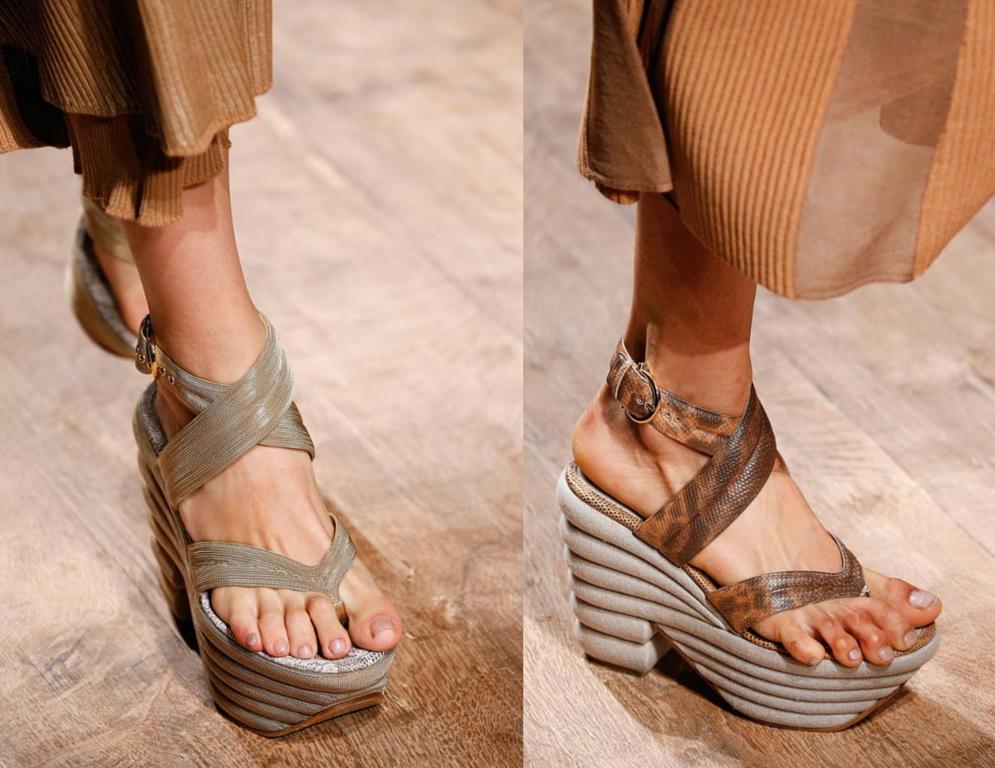 Salvartore Ferragamo - Verão 2015 imagem: style.com