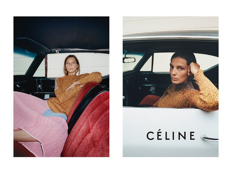 Céline - Coleção Resort 2015 foto: Carolina Engman